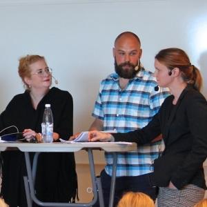 Seminariet om policyprofessionella i almedalen.